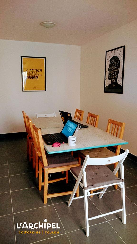 la cabane l 39 archipel toulon espaces de coworking. Black Bedroom Furniture Sets. Home Design Ideas