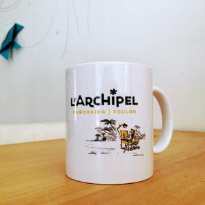 Le mug du Robinson par l'Archipel