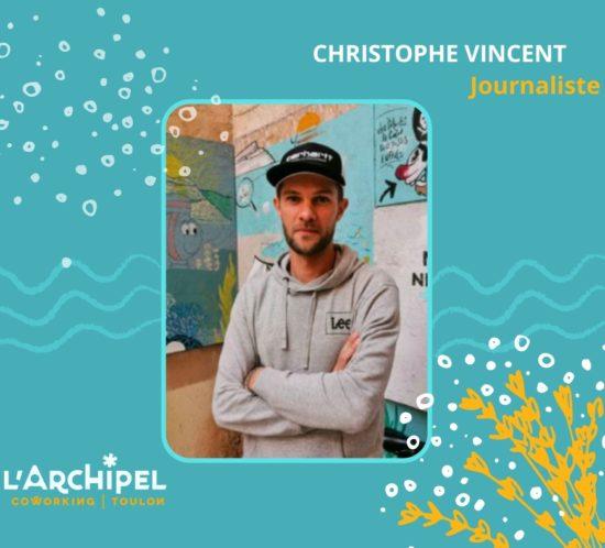Portrait Christophe